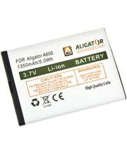 Aligator baterie pro A600, 1350mAh, eko-balení